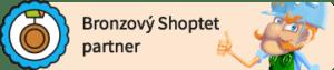 bronzový partner Shoptet